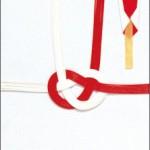 金封(大阪折) 赤白七本