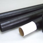 賞状用筒 丸筒(黒)