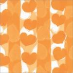 包装紙 アムールオレンジ
