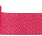 リボン シングルサテン 赤色