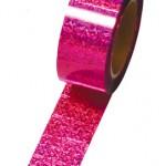 メッキテープ ホログラム 桃色 №46-5398