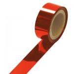 メッキテープ赤色 №46-5466
