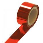 メッキテープ 赤色 №46-5476