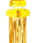 スターロケット吹流し 黄 №46-5690