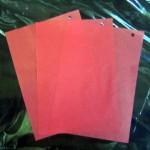 薄葉紙 レッド